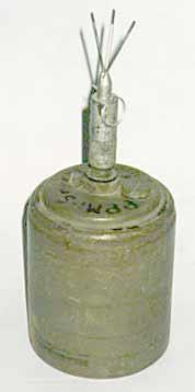Выпрыгивающая мина сертификат нефть алмаз инвест 1993