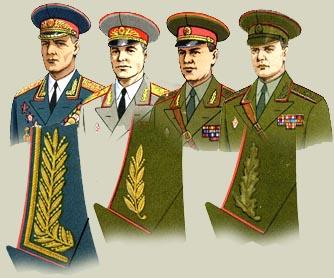 Караульные части род войск